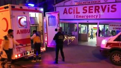 Yolcu otobüsü şarampole devrildi: 4 ölü, 27 yaralı (2) - AKSARAY