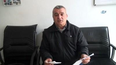 Hiç gitmediği Kırşehir'de ceza yedi