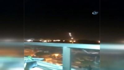 - İsrail, Hamas'a ait askeri mevzileri bombaladı