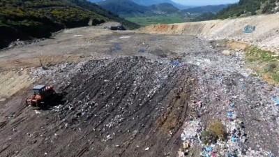Milas'ın atıkları için 17 milyonluk yatırım