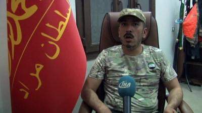 """- Özgür Suriye Ordusu Tel Rıfat Operasyonu İçin Hazır - Sultan Murat Tümeni Komutanı Fehim İsa: - """"istenirse 10 Bin Asker İle Hem Menbiç Hem Tel Rıfat'a Operasyon Yapabiliriz"""""""
