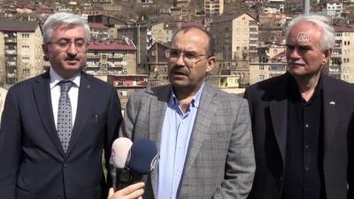 Vali Ustaoğlu - 40 milyon liralık tarihi eser yatırımı - BİTLİS