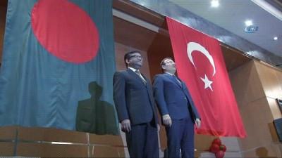 Ankara'da Bangladeş Milli Günü resepsiyonu düzenlendi