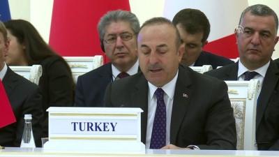 Dışişleri Bakanı Çavuşoğlu: 'Afganistan'a 2001'den bu yana verdiğimiz destek 1 milyar doları aşmaktadır' - TAŞKENT