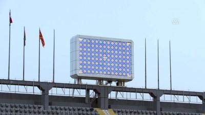 Futbol: Hazırlık maçı - Azerbaycan: 1 - Makedonya: 1 - ANTALYA