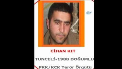 Kandil eylem talimatı verdi, SİHA ve JÖH hepsini öldürdü... Turuncu listedeki haçlı terörist öldürüldü