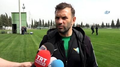 T.M Akhisarspor'da Başakşehir maçı hazırlıkları başladı
