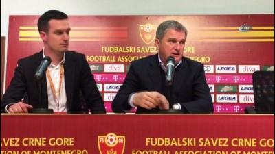 Tumbakovic: 'Sonuçtan memnunuz'
