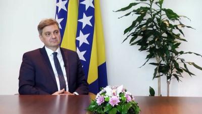 'Türkiye her zaman Bosna Hersek'in yanındaydı' - SARAYBOSNA