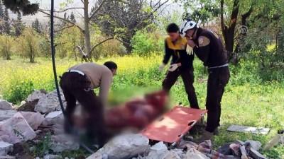 YPG/PKK'nın bombalı tuzakları can alıyor - AFRİN