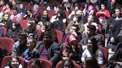 Avukatlar tiyatro sahnesinde - ORDU