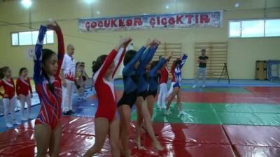 Cimnastikte sporcu sayısı 5 yılda 66 kat arttı - BİLECİK
