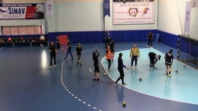 Kastamonu Belediyespor'un hedefi final