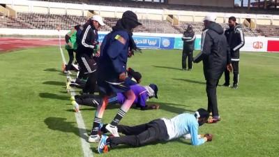 Libyalı kadın futbolcuların mücadelesi sahayla sınırlı değil - TRABLUS