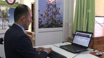 Şampiyon F klavyeyi anlattı - GÜMÜŞHANE