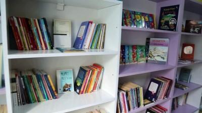 Şehidin adına kütüphane oluşturuldu - ARTVİN