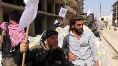 YPG/PKK Afrin'de vahşet sergiledi, ÖSO insanlık dersi verdi - AFRİN