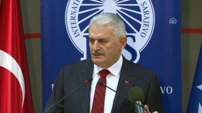 Başbakan Yıldırım: 'Bosna Hersek bir kutup yıldızı gibi durmakta, adeta bölgeye yön vermektedir' - SARAYBOSNA