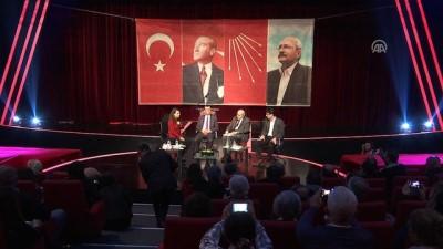 'CHP'nin Dünü, Bugünü, Yarını' paneli - İSTANBUL