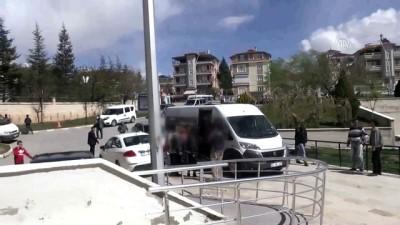 Karaman merkezli FETÖ/PDY operasyonu - 6 kadın şüpheli adli kontrol şartıyla salıverildi
