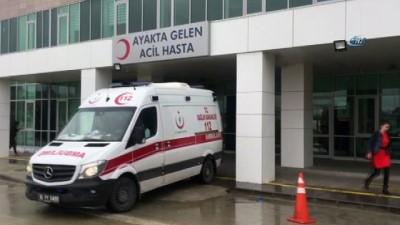 isci servisi -  Polatlı'da işçi servisi kazası: 1 ölü, 21 yaralı