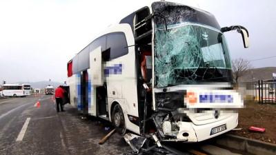 Trafik kazası: 7 yaralı - BİNGÖL