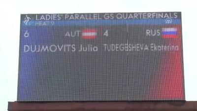2018 FIS Snowboard Dünya Kupası - Erkeklerde Alman Baumeister, kadınlarda ise Rus Bykova şampiyon oldu - KAYSERİ