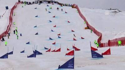 2018 FIS Snowboard Dünya Kupası - KAYSERİ