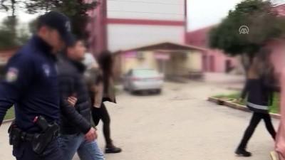 Adana merkezli 6 ildeki FETÖ/PDY operasyonu