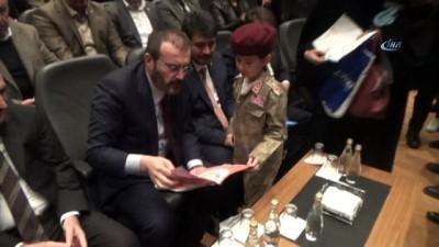 """AK Parti Sözcüsü Mahir Ünal, """"Dişin çeneden kopması gibi biz geleneğimizden koptuk"""""""