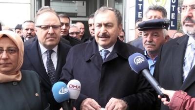 Bakan Eroğlu: '3 ilimizde su sıkıntısı olabilir düşüncesiyle gerekli tedbirleri alıyoruz' - AFYONKARAHİSAR
