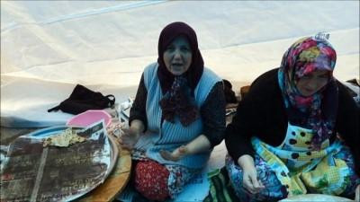 Büyükorhanlı kadınlardan Mehmetçiğe destek