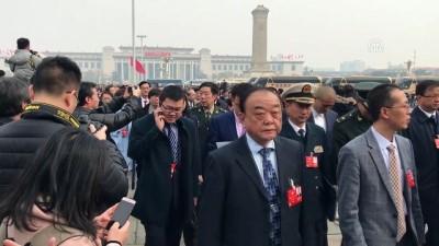 Çin'in üst düzey siyasi danışma toplantıları başladı - PEKİN