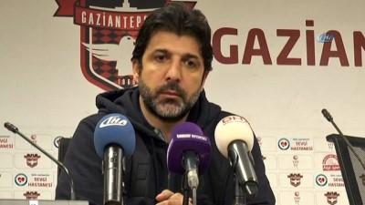 Gaziantepspor - Balıkesirspor maçının ardından