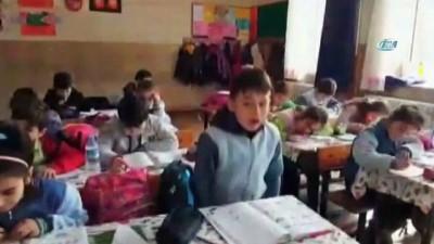 İnönülü minikler Mehmetçiğe destek için kısa film çekti