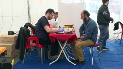 Kan bağışı kampanyası - İSTANBUL