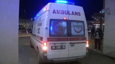 Otomobilinde silahlı saldırıya uğrayan kişi ağır yaralandı