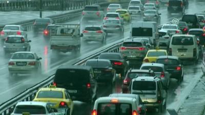 Sağanak yağış (4) - İSTANBUL