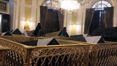 Sultan Abdülhamit Han'a rekor ziyaretçi