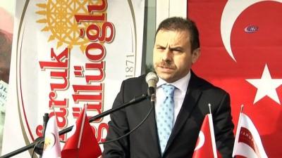 TMSF yönetimindeki Faruk Güllüoğlu Baklavaları yeni üretim tesisi açtı