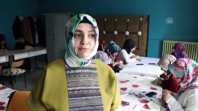 zeytin dali - Ağrılı kadınlar 'göz nuru'nu Mehmetçik'e akıtıyor - AĞRI