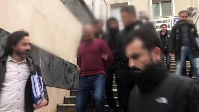 Beşiktaş'ta eğlence merkezi önündeki silahlı saldırı - İSTANBUL