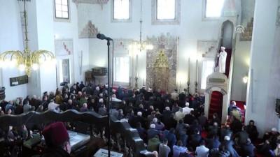 Diyanet İşleri Başkanı Erbaş Saraybosna'da cuma namazı kıldırdı - SARAYBOSNA