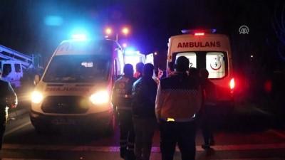 Kaçak göçmenleri taşıyan minibüs kaza yaptı: 15 ölü, 35 yaralı (3) - IĞDIR