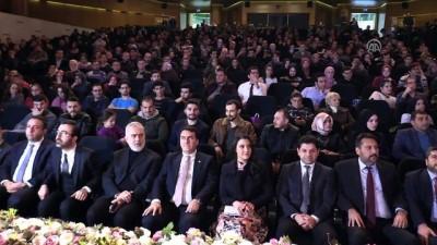 'Payitaht Abdülhamid' dizisinin oyuncuları söyleşiye katıldı - BURSA