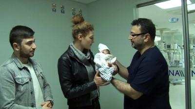 olum riski -  Prematüre bebeğe başarılı beyin ameliyatı
