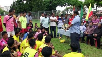 Rohingya Futbol Takımı, Arakanlı Müslümanların seslerini duyurabilmek için yeşil sahalarda - KUALA LUMPUR