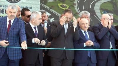"""zeytin dali -  Bakan Özhaseki: """"Mustafa Kemal Atatürk'ün kurduğu partinin temsilcisi olduğunu söyleyenlerin tavırlarını anlayamıyoruz"""""""