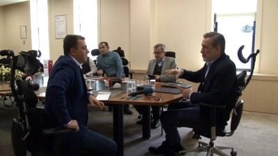 """Bursa Ticaret Sanayi Odası Başkanı Burkay:""""Bütün üyelerimizi sandık başına bekliyoruz"""""""