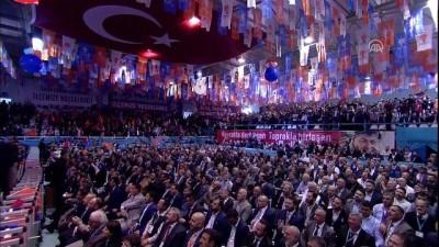 Cumhurbaşkanı Erdoğan: 15 Temmuz gibi bir ihanetin dahi üstesinden gelebilen bu ülkeyi, Allah'ın izniyle durduracak bir güç tanımıyoruz' - İSTANBUL